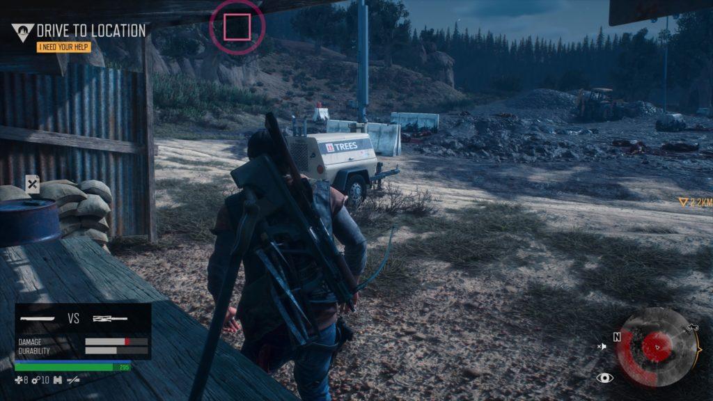 Days Gone Belknap Nero Intel Collectible Location 5