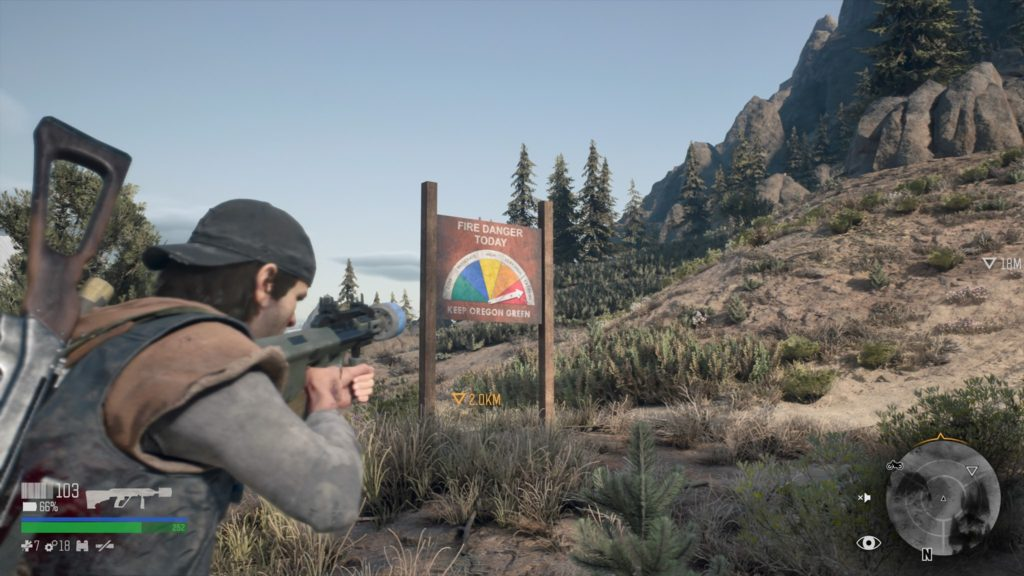 Days Gone Belknap Tourism Collectible Location 6