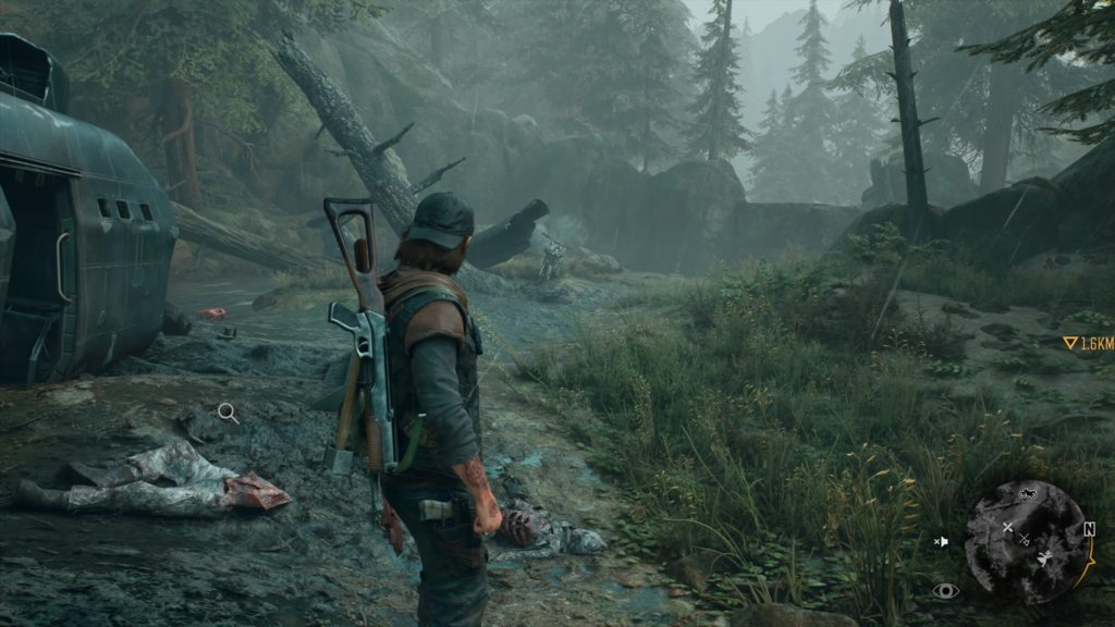 Days Gone Cascade IPCA Tech Location 3