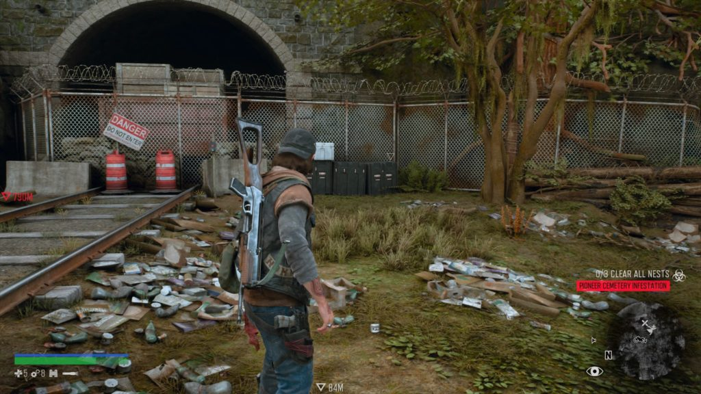 Days Gone Cascade Nero Research Site 4 Location