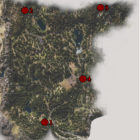 Days Gone Cascade Nero Research Sites Locations Map