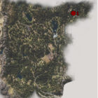 Days Gone Cascade Tourism Collectible Location Map