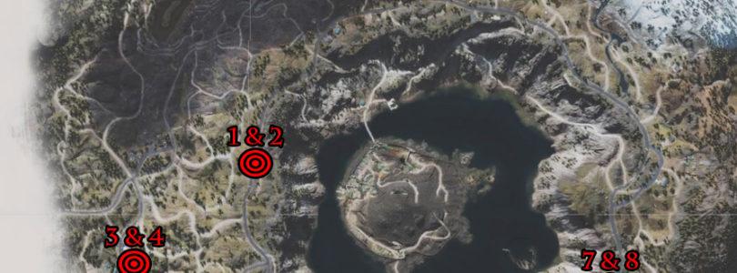 Days Gone: All Crater Lake Crier Infestation Nests