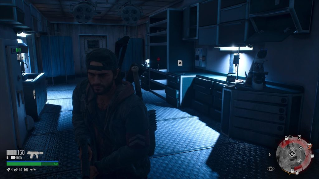 Days Gone Crater Lake Nero Intel Collectible Location 7