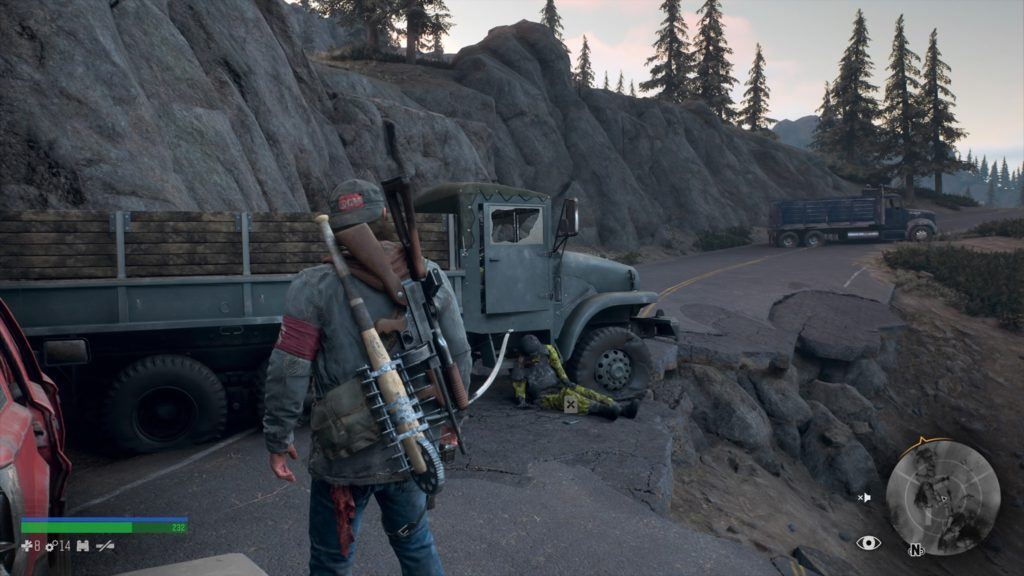 Days Gone Crater Lake Nero Intel Collectible Location 8