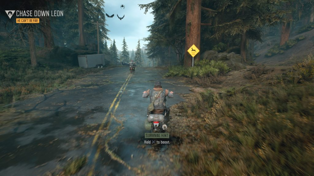 How to Chase Down Leon in Days Gone He Can't Be Far Mission