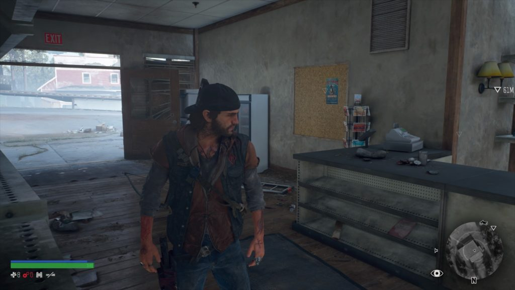 Days Gone Highway 97 Tourism Collectible Location 4