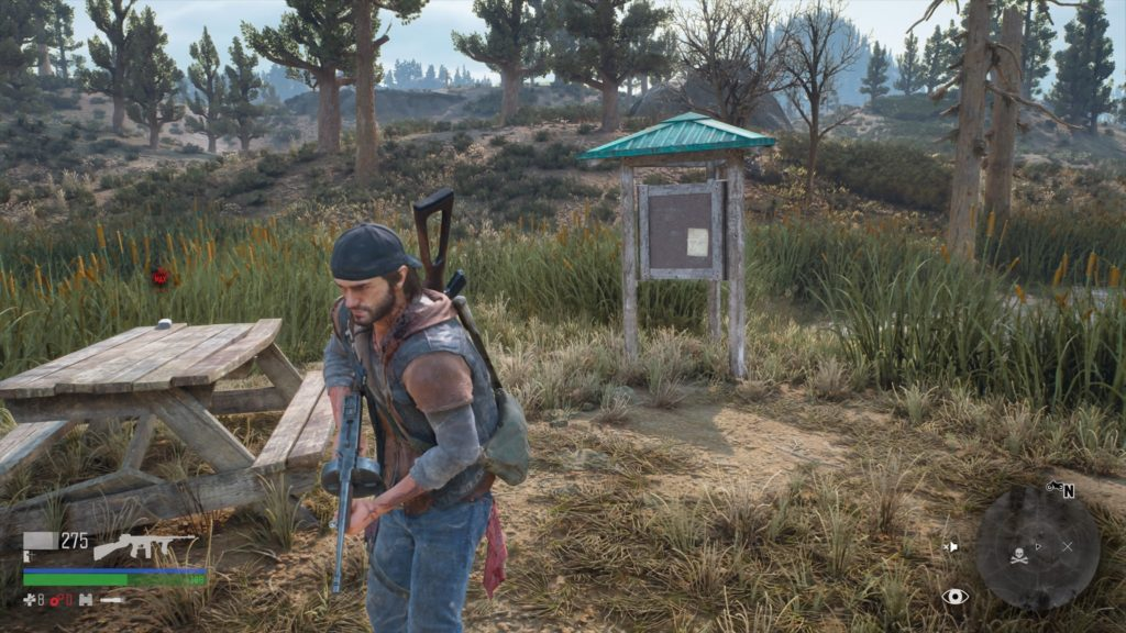 Days Gone Highway 97 Tourism Collectible Location 7