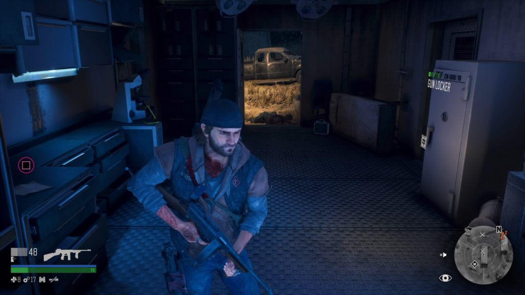 Days Gone Iron Butte Nero Intel Collectible Location 2