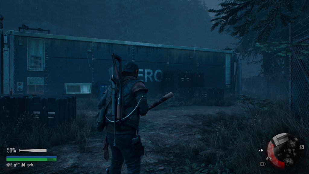How to Infiltrate Little Bear Lake Nero Checkpoint in Days Gone
