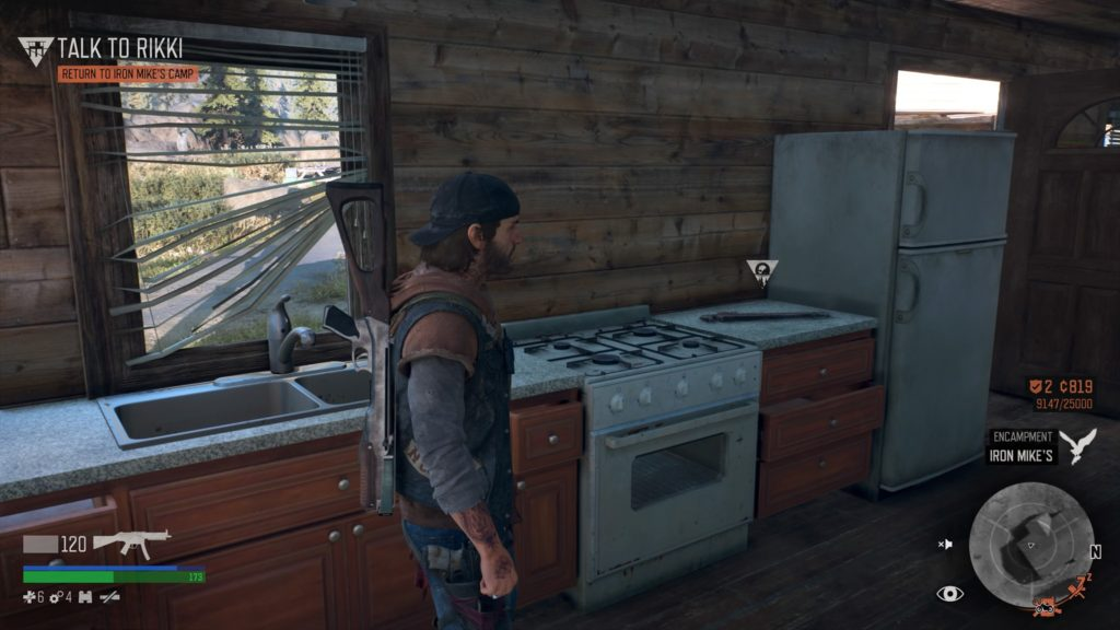 Days Gone Lost Lake Character Collectible Location 4