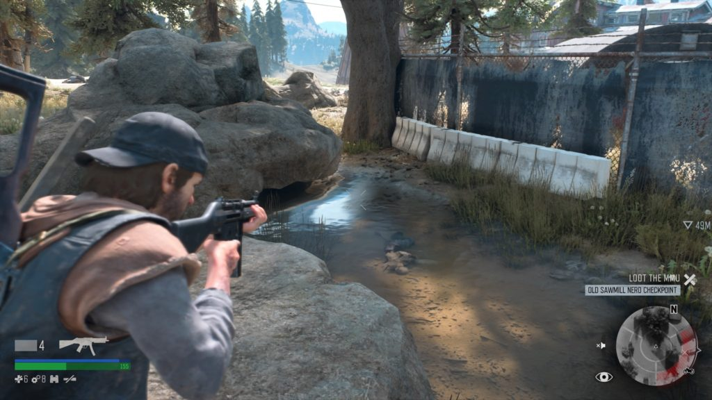 Days Gone Lost Lake IPCA Tech Location 2