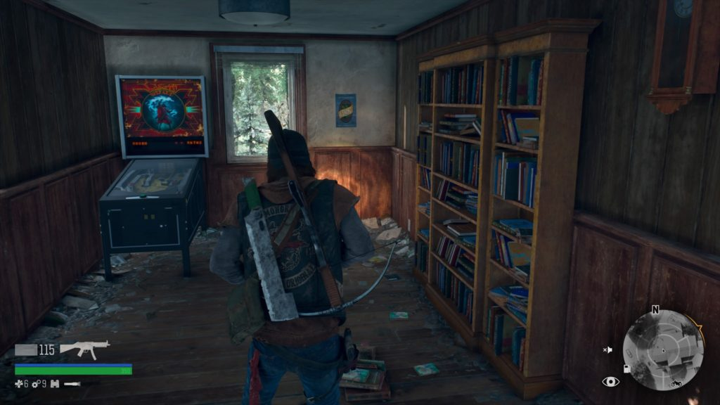 Days Gone Lost Lake Tourism Collectible Location 2