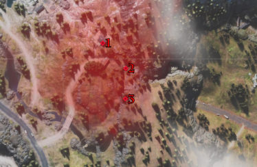 Days Gone Rimview Ranch Infestation Nests Locations Map