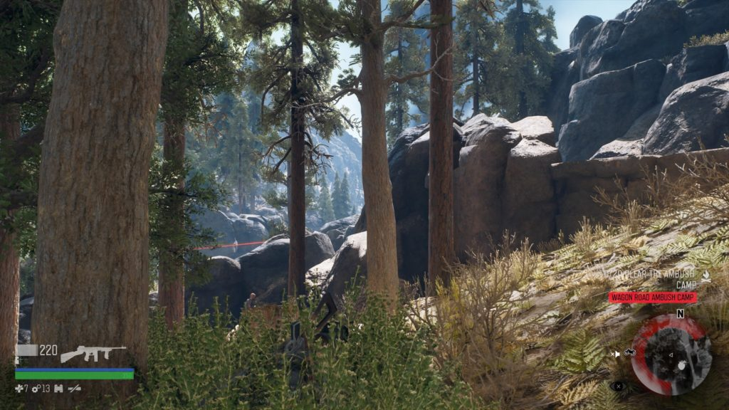 How to Get Inside Wagon Road Ambush Camp in Days Gone