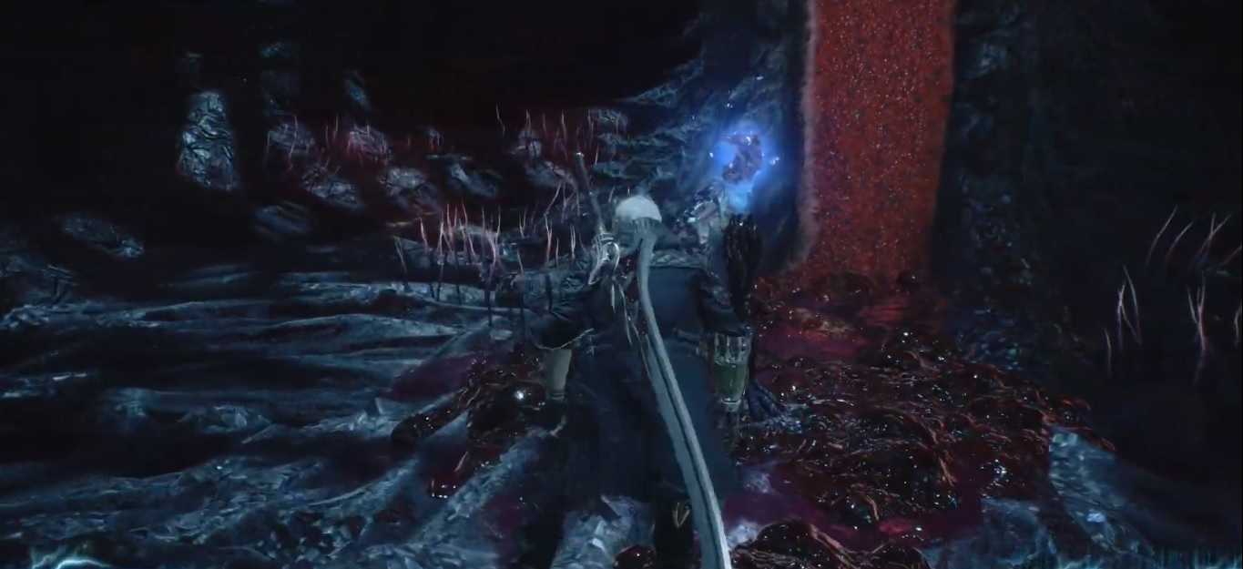 Blue Orbs Fragments | Devil May Cry 5 | Locations Guide