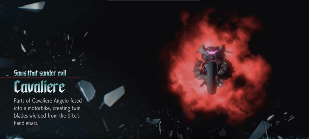 Devil May Cry 5 Cavaliere Secret Weapon Location