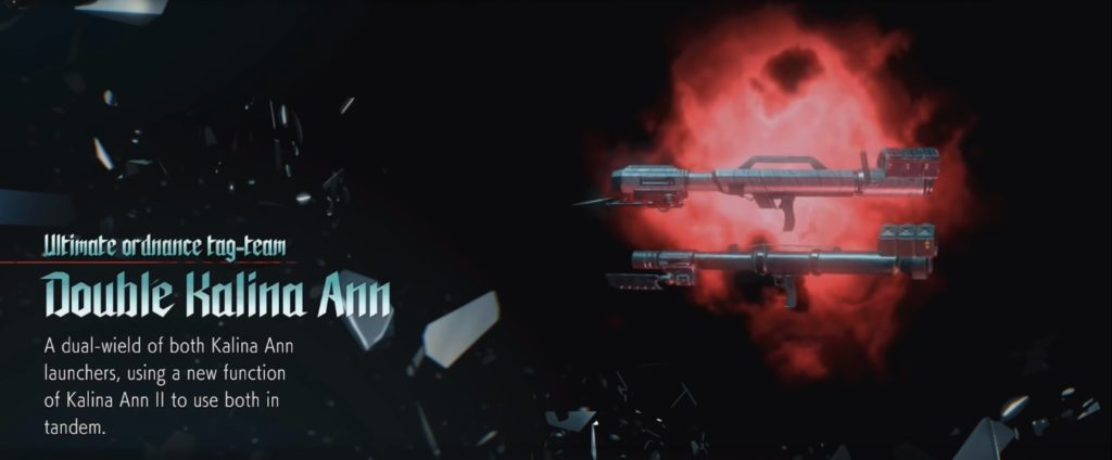 Devil May Cry 5 Double Kalina Ann Hidden Weapon Location