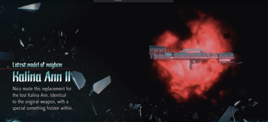 Devil May Cry 5 Kalina Ann 2 Hidden Weapon Location