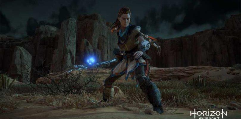 Horizon Zero Dawn Spear