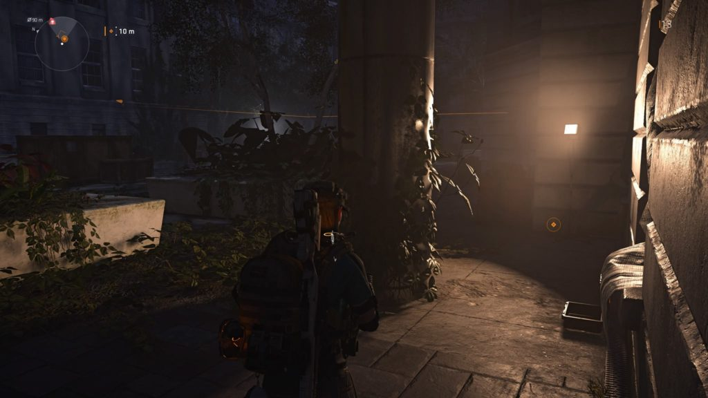 Division 2 Downtown East SHD Tech Cache Location 1