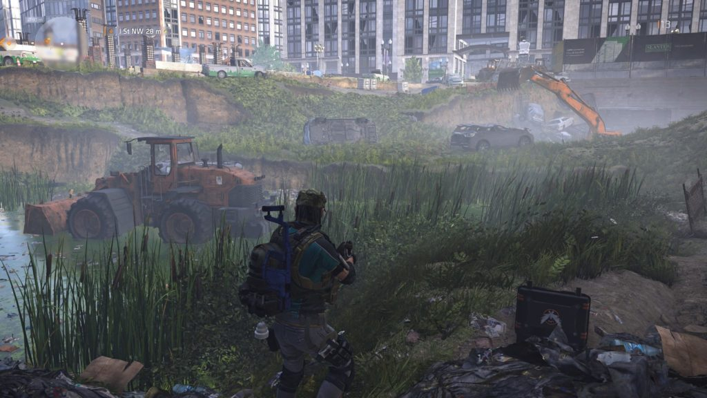 Division 2 Downtown East SHD Tech Cache Location 2