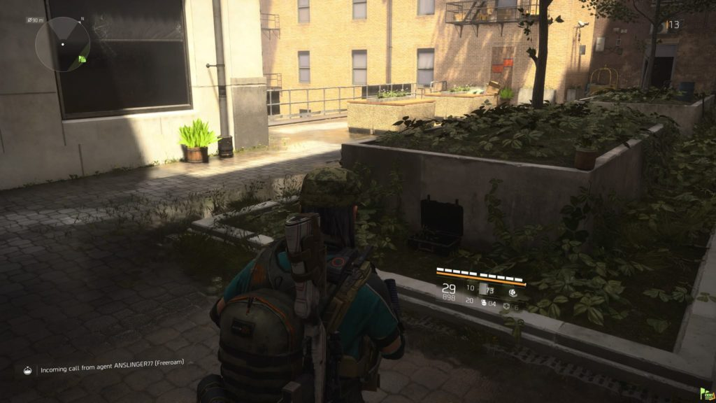 Division 2 Downtown East SHD Tech Cache Location 4
