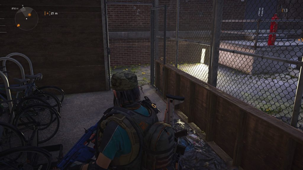 Division 2 Downtown East SHD Tech Cache Location 6
