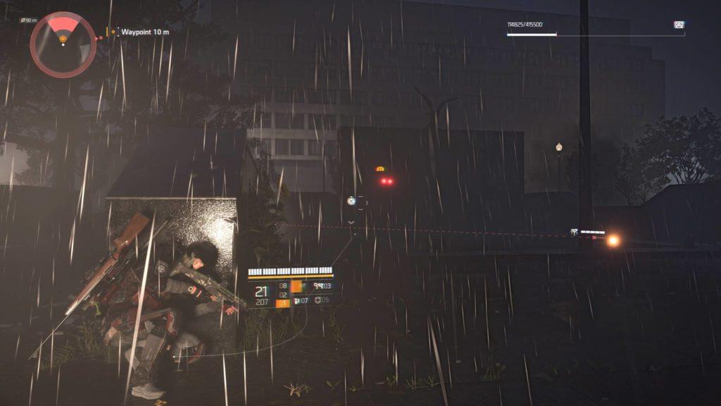 The Division 2 Hidden Wraith Mask