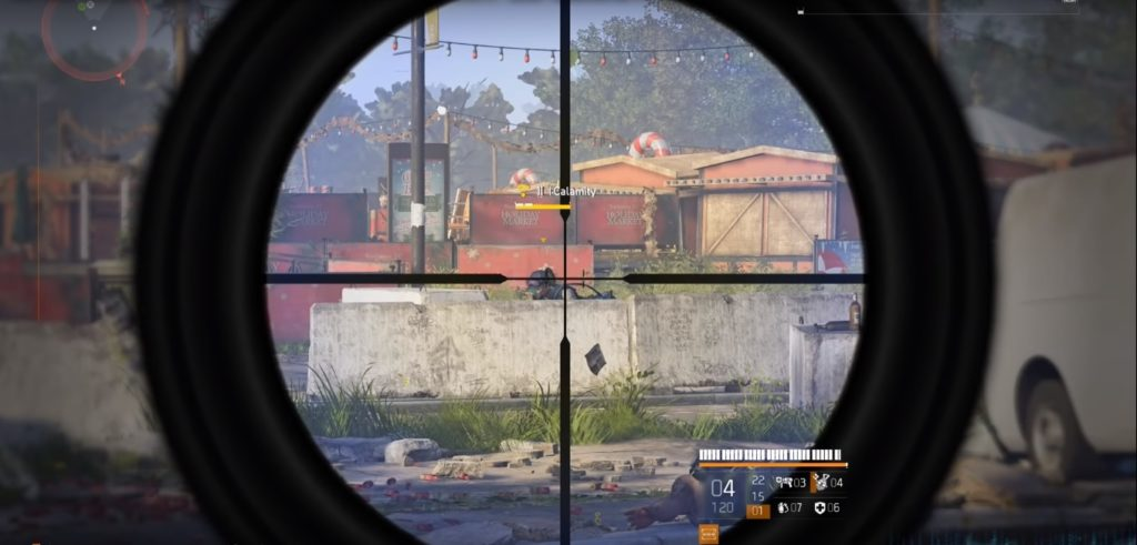 The Division 2 Snitch Cards Locations