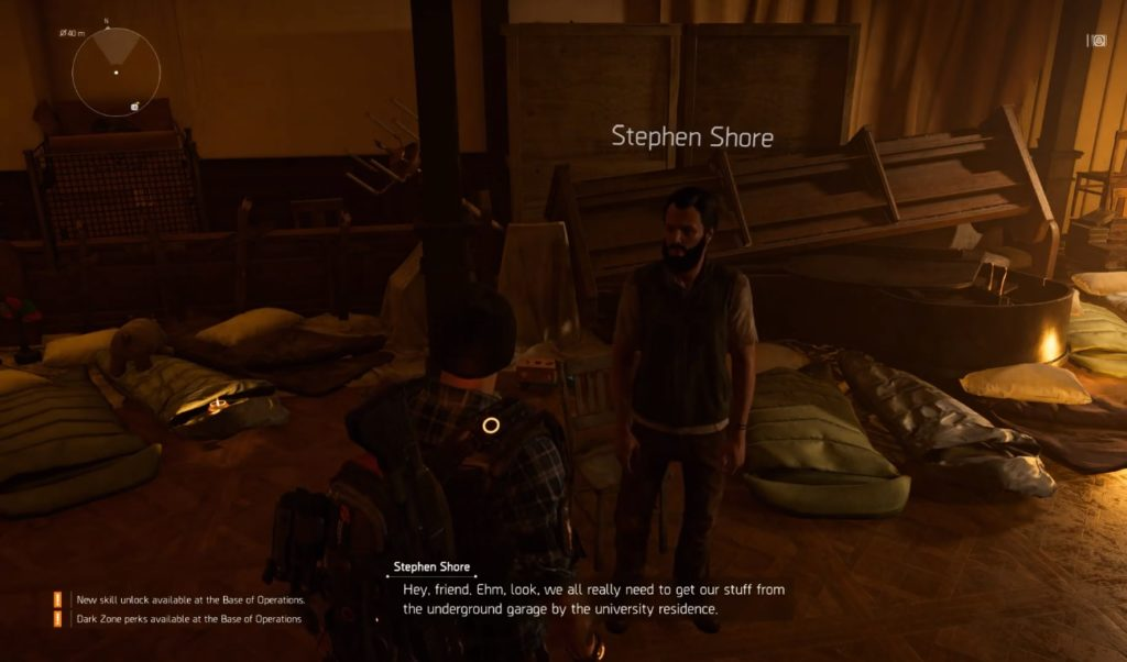Tom Clancy's The Division 2 Stephen Shore Location