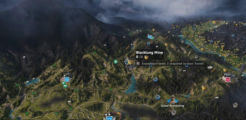 Far Cry: New Dawn Blacklung Mine