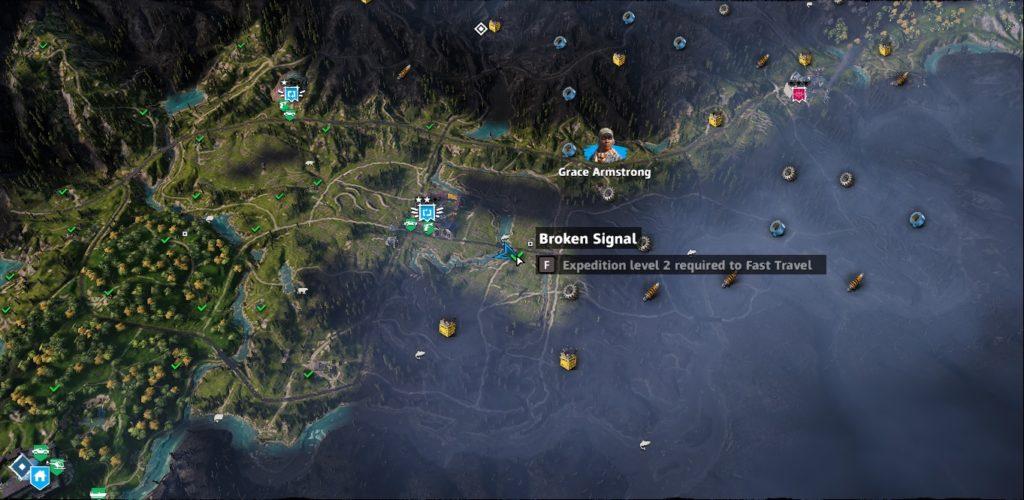 Far Cry: New Dawn Broken Signal