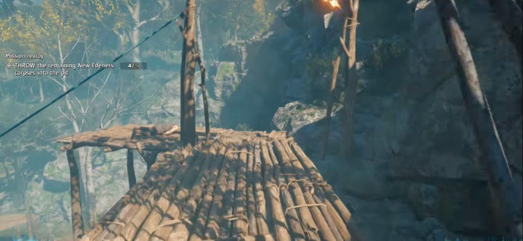 Far Cry New Dawn Burning Souls Chosen Martyr Location 5