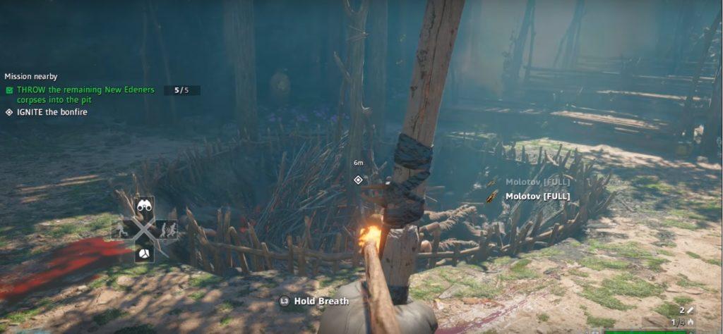 Far Cry New Dawn Burning Souls Chosen Martyr Location 6