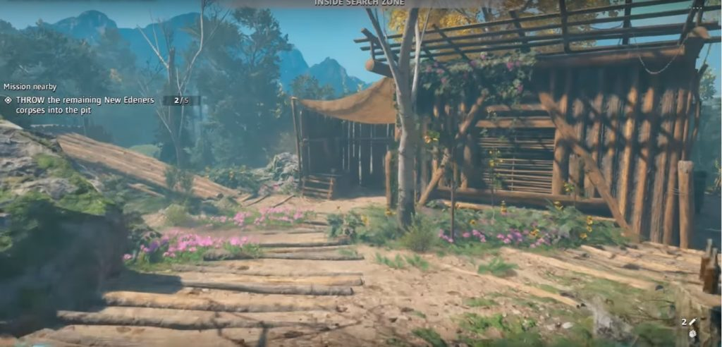 Far Cry New Dawn Burning Souls Treasure Hunt Walkthrough 2