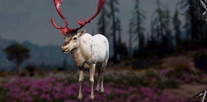 Far Cry: New Dawn Caribou Hunting Location