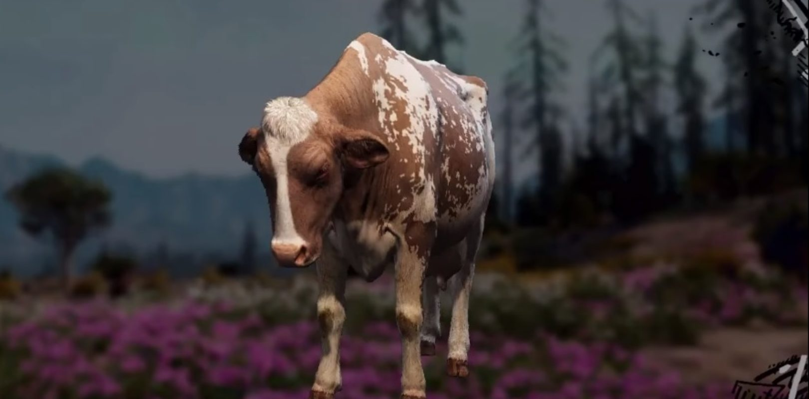Cattle Far Cry New Dawn Location Hunting Spot Skin Value