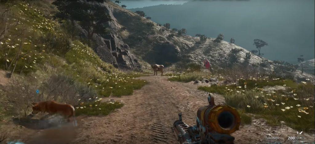Far Cry: New Dawn Cow Hunting Spot