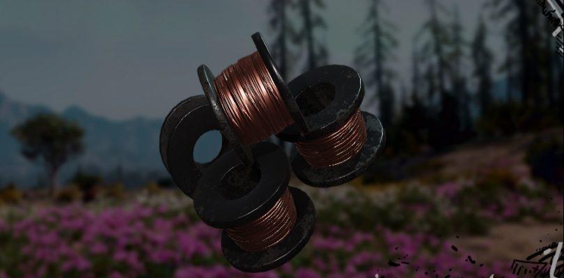 Far Cry: New Dawn Copper Locations