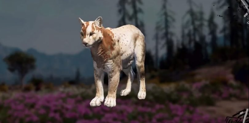 Far Cry: New Dawn Cougar Hunting Location