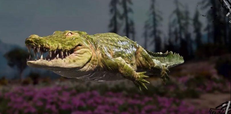 Far Cry: New Dawn Crocodile Hunting Location