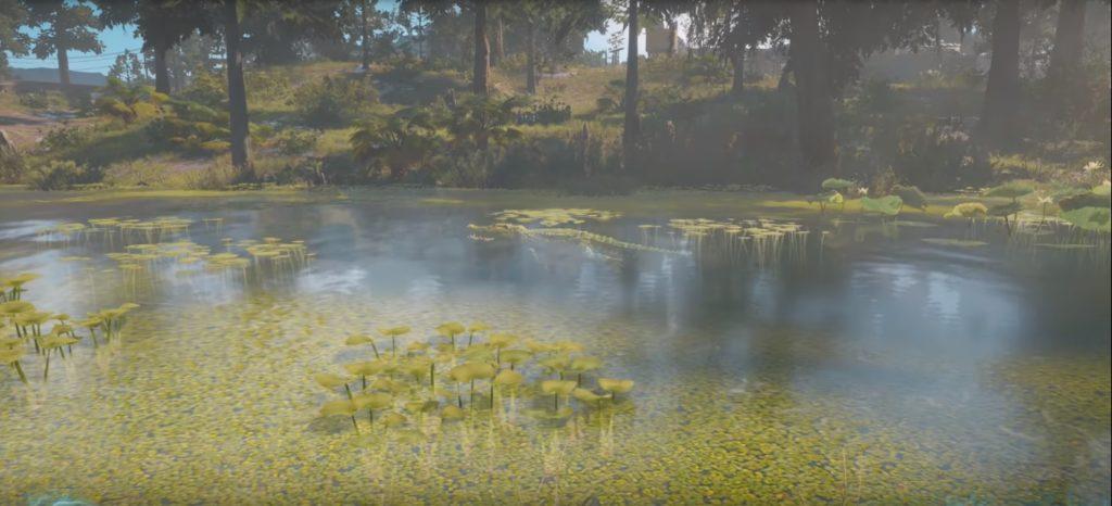 Far Cry: New Dawn Crocodile Location