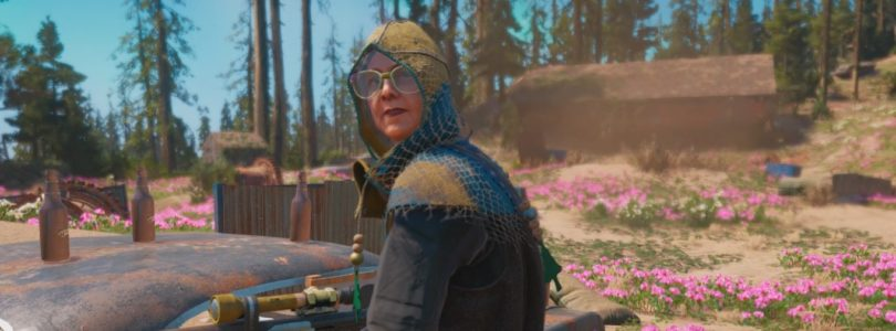 Far Cry New Dawn Walkthrough: Crow's Feet, Eagle's Eyes Side Mission