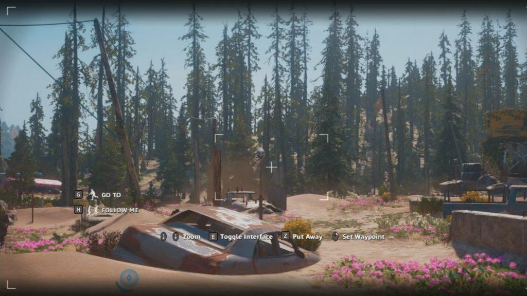 Far Cry: New Dawn Crow's Feet, Eagle's Eyes Wiki Guide 2