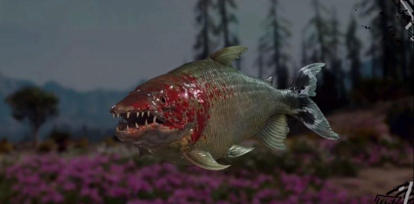 Far Cry: New Dawn Demon Fish Hunting Location