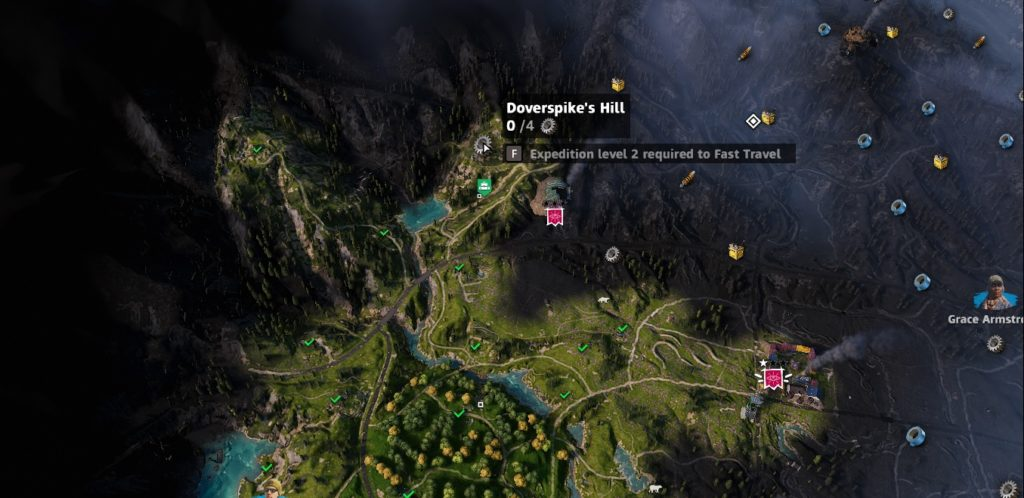 Far Cry: New Dawn Doverspike's Hill