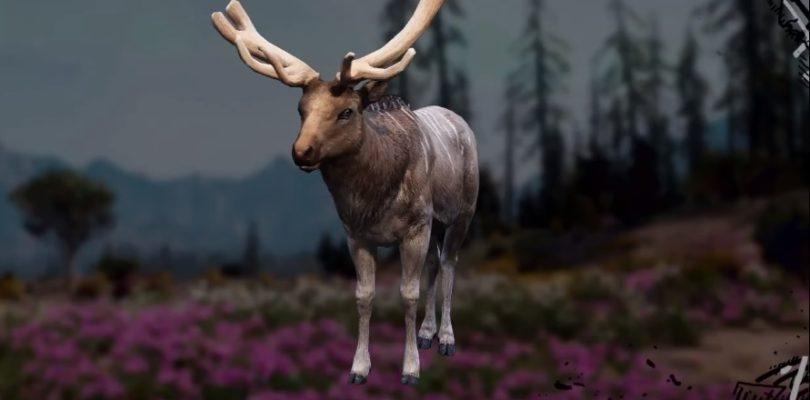 Far Cry: New Dawn Elk Hunting Location