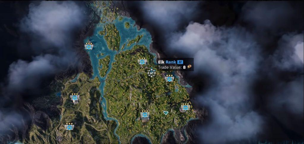 Far Cry: New Dawn Elk Location