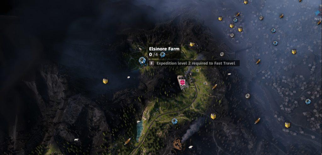 Far Cry: New Dawn Elsinore Farm